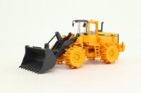 Scoop; Volvo L180C Shovel Loader; Compactor; Yellow