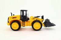 Burago 18-32081; New Holland W190C Shovel Loader; Yellow
