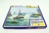 Tri-ang M904; Minic Ships; Fleet Anchorage; Harbour Kit