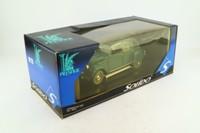 Solido 8028; 1966 Citroen 2CV; Teal, Soft Top