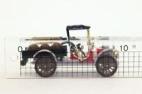 Minialuxe 10; 1910 Renault Truck; Barrels Load, Red & Grey