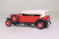 Rio 57; 1926 Fiat Tipo 519s; Closed Tourer, Red & Black