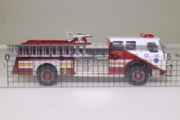 Corgi 51701; American La France Pumper; Closed Cab, Staten Island VFDNY Engine #1