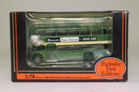 EFE 14009; Bristol Lodekka Bus; Hants & Dorset; 5 Poole; Bourne Radio