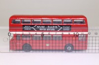 EFE 16505; Leyland Atlantean; Plymouth City Transport; Rt 27 Bowden Cross via Mutley-Colling Pk