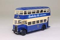 EFE 26305DL; Guy Arab II Utility Bus; Midland General; D6 Alfreton