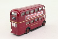 EFE 101010; AEC RT Double Deck Bus; Devon General; 50 Ellacombe, Strand, Torquay