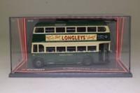 Corgi OOC 40102; Park Royal Trolleybus; Hastings Tramways; 6 Silverhill via Mt Pleasant, Bohemia Rd