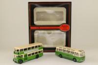 EFE 99907; Southdown Bus & Coach Set No 2; Bristol Lodekka 1a Whitehawk & Harrington Cavalier, English Lakes