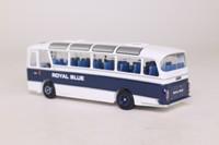 EFE 12119; Harrington Cavalier Coach; Royal Blue;  London