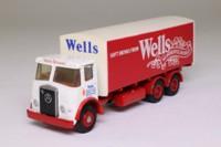 EFE 12501; Atkinson 6W Rigid Boxvan; Wells Soft Drinks