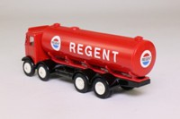 EFE 10605; AEC Mammoth Major 8W Rigid Tanker; Regent Petrol