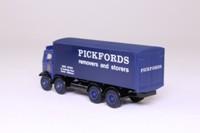 EFE 11002; AEC Mammoth Major 8W Rigid Boxvan; Pickfords Removers & Storers