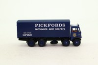 EFE 11002; AEC Mammoth Major 6W Rigid Boxvan; Pickfords Removers