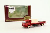 EFE 21901; Bedford TK 4W Rigid Flatbed; Barton Transport; Timber Load