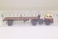 EFE 22201; Bedford TK Artic One Axle Flatbed; British Railways; Maroon/Cream