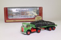 EFE 19303; Atkinson 4x2 Artic Twin Axle Flatbed; H Parkinson; Preston