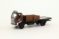 EFE 34802; AEC Mercury 4W Flatbed; Whitbread; Crates Load