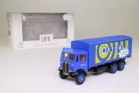 EFE E10505; AEC Mammoth Major 6W Rigid Boxvan; Oxydol Washing Powder