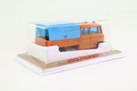 Majorette 233; Mercedes-Benz TN Crew Cab Truck; Travaux Publics