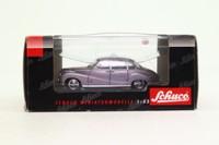 Schuco 02015; 1955 BMW 502 Sedan; Silver Metallic