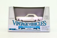 ERTL 2586; 1964 Ford Mustang Coupe; White