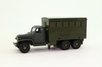 Solido 6142; GMC Deuce and a Half Army Truck; Military Shelter, Olive Drab