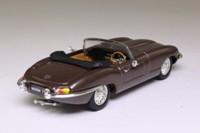 Vanguards VA04907; Jaguar E-type Roadster; Bronze