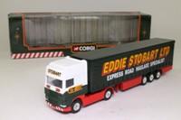 Corgi TY87001; DAF 95; Artic Curtainside, Eddie Stobart Ltd