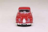 Corgi 01701; Saab 96; Red