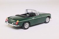 del Prado 19; MGB; Open Roadster, British Racing Green