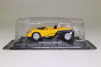 del Prado 50; Renault Sport Spider Concept; Open Top, Yellow