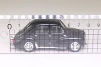 del Prado 27; 1947 Renault 4CV; Black