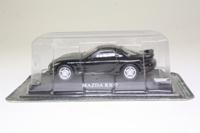 del Prado 61; 1991 Mazda RX-7 Coupe; Black