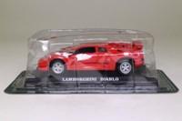 del Prado 40; 1993 Lamborghini Diablo; Red