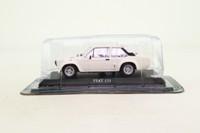 del Prado 60; 1976 Fiat 131 Mirafiori Abarth; White, Full Body Kit