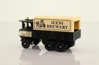 Days Gone Lledo; 1931 Sentinel Steam Wagon 6w Dropside; Iceni Brewery