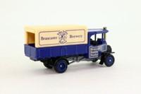 Days Gone Lledo; Foden Steam Wagon; Brancaster Brewery; Norfolk