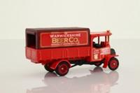Days Gone Lledo; Foden Steam Wagon; The Warwickshire Brewery Co