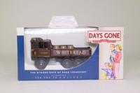 Days Gone Lledo DG101002; 1931 Sentinel Steam Wagon 6w Dropside; Whitbread Ales, Barrels Load