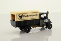 Days Gone Lledo; Foden Steam Wagon; Fox Brewery, Heacham, Norfolk