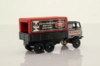 Days Gone Lledo DG097; 1934 Sentinel Steam Wagon S4 Dropside; Thornbush Porter, Black Isle Brewery