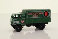 Days Gone Lledo DG097; 1934 Sentinel Steam Wagon S4 Dropside; Castletown Ales