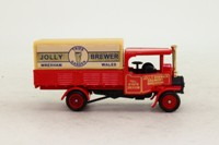 Days Gone Lledo; Foden Steam Wagon; Jolly Brewer