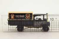 Days Gone Lledo; Foden Steam Wagon; Curly Blonde Beer; Leadmill Brewery, Denby