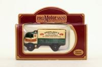 Days Gone Lledo; 1934 Sentinel Steam Wagon S4 Dropside; Westlake's Brewery