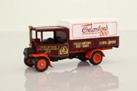 Days Gone Lledo; Foden Steam Wagon; Chelmsford 800