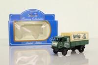 Days Gone Lledo DG097; 1934 Sentinel Steam Wagon S4 Dropside; Bushy's Ale of Man; Douglas