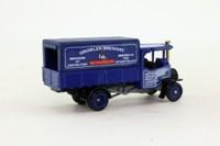 Days Gone Lledo; Foden Steam Wagon; Growler Brewery, Nethergate, pentlow
