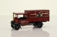 Days Gone Lledo; Foden Steam Wagon; Badger Brewery, Dorset